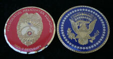 HMX-1 US MARINE ONE MP COIN SECURITY PRESIDENT OBAMA CLINTON CARTER HELICOPTER