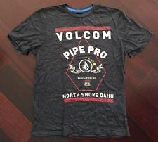 Volcom Pipe Pro Banzai Pipeline 2016 North Shore Oahu Hawaii Surfing T-Shirt Sma