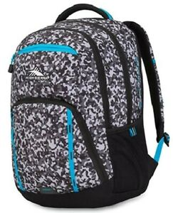 High Sierra RipRap Everyday Backpack (Black and White Mix) £45 on Amazon