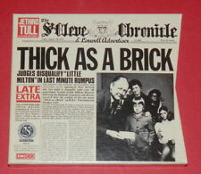 Jethro Tull - Thick as a brick (1997 im Schuber) -- CD / Rock