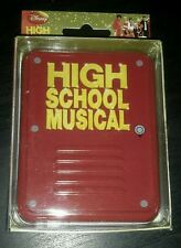 Disney High School Musical Bicycle Brand Playing Cards In Collector Tin