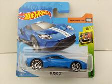 Voiture Mattel Hot Wheels FJY04 '17 Ford Gt