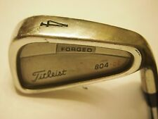 *** TITLEIST 804 OS # 4 IRON MENS RIGHT HANDED--FREE SHIPPING IN THE  USA -***