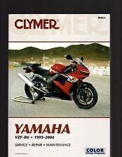 yamaha yzf r6s sc 2003 2004 supplementary service manual