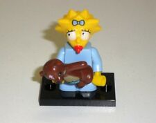 "LEGO The Simpsons. Series 1 Minifigure."" Maggie & teddy bear  ""  New Condition!."