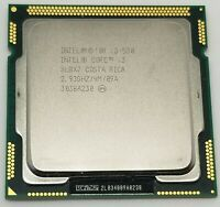 Intel Core i3-530M CPU 4MCache/2.93GHz/2.5GT/s SLBX7 Socket FCLGA1156