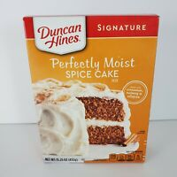 Duncan Hines Signature Perfectly Moist Spice Cake Mix 15.25 oz