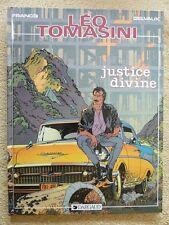 BD  EO / DARGAUD OCTOBRE 1988 / LEO TOMASINI - JUSTICE DIVINE