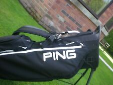 Ping golf hoofer Lite carry stand bag
