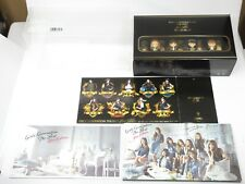 Girls Generation The Best New Edition Limited CD DVD Figure Box set Japan F/S