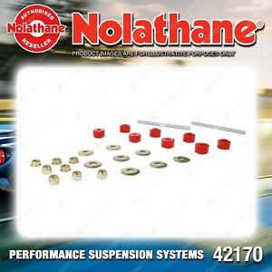 Nolathane Front Sway bar link for HOLDEN H SERIES HK HT HG HQ HJ HX HZ WB