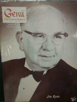 Jim Ryan Issue 1967 Genii Conjurors Magazine