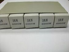 Sleeve Of 5 Ge 6005/6Aq5W Tube