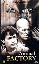 Animal factory (2000)  VHS CDi Steve Buscemi Willem Dafoe Edward Furlong