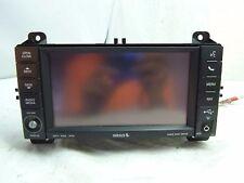 11-13 Jeep Cherokee Dodge Durango Radio MP3 CD Navigation Gps MyGig P05064830AF