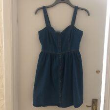 Denim Dress Size 8