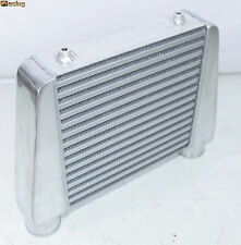 "Universal V Mount peformance Intercooler 17x11x2.75  2.5"" Inlet & Outlet"