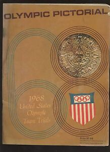 1968 US Olympic Team Trials Pictorial