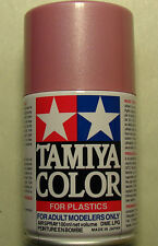 Tamiya TS-59 Pearl Light Red Acrylic Spray Can 3oz 100ml Paint # 85059