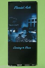 Daniel Ash Coming Down RARE Vtg empty LONG BOX Only NO CD Goth Dark Wave 1991