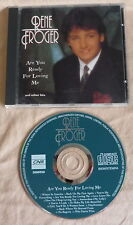RENE FROGER Are you ready for loving me CD 14 tr 1994 CNR 2000950 Netherlands
