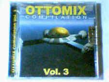 CD OTTOMIX COMPILATION VOL. 3 FELIX DA HOUSECAT BLACK MACHINE MARCO CORDI OUTLAW