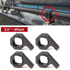 "4X 2"" Roll Bar Clamps Mounting Brackets 50mm Bull Bar Tube Clamp  ATV UTV Bumper"