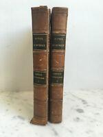 Comedias Y Dichos De 'Alfred De Musset 2 Tomes1857
