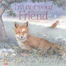 I'm Not Your Friend (Picture Lions), McBratney, Sam, New Book