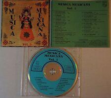 cd: MUSICA MEXICANA VOL. 2