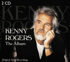 KENNY ROGERS - THE ALBUM -2CD   COUNTRY-BLUES