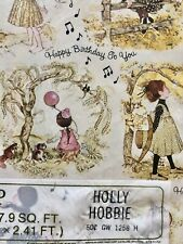 Vintage Childrens Gift Wrap Holly Hobbie Kate Greenway Birthday Shower Baby Kids
