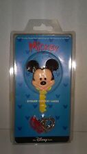 1990s The Disney Store Mickey Mouse Key Holder Key Chain New in Package NIP MIP
