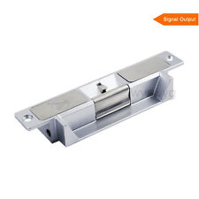 European Standard Heavy Duty Electric Strike Door Status Output No/Nc Adjustable