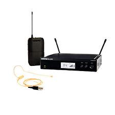 SHURE BLX14R/MX53 Earset Rackmount Wireless System
