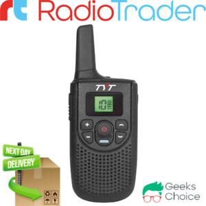 TYT TH-258 PMR446 LICENCE FREE HANDHELD WALKIE TALKIE AMATUER TWO WAY RADIO