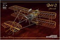 "EDUARD 1/48 DH-2 ""Stripdown"" 1185 (Plastic, etch)  *NEW* OOP"