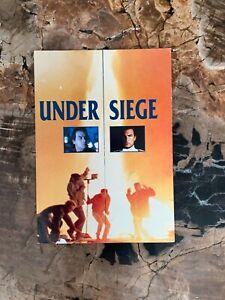 Under Siege, (1992), Tommy Lee Jones, Steven Seagal, Original Press Kit