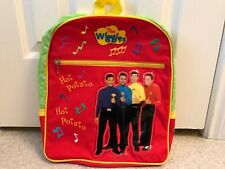 2004 The Wiggles Hot Potato Backpack