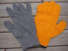 Edelstahl-Sycor Schnittschutz Handschuh + Arbeitshandschuh Filetierhandschuh