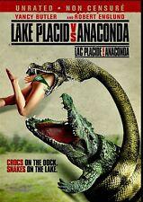 NEW DVD - LAKE PLACID vs ANACONDA -  YANCY BUTER, ROBERT ENGLUND ,