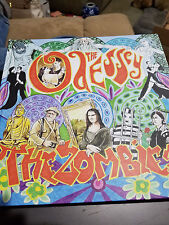 THE ZOMBIES SIGNED THE ODESSEY BOOK  IN WORDS & IMAGES W/ MEET & GREET PASS