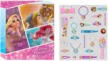 Disney Prinzessinnen Schmuck-Adventskalender Advent Calendar for Girls Ariel