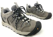KEEN Dry Women's Leather Voyager Hiking Camping Shoe Sneakers Size 6.5