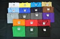 1  NEW PRO5 SUPER HEAVY WEIGHT T-SHIRT TEE PLAIN BLANK COTTON LT-5XLT TALL 1PC