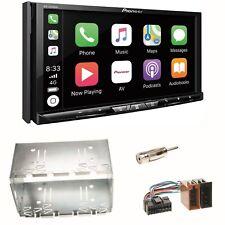 Pioneer AVH-Z9100DAB USB Einbauset für Mercedes Vito Viano W639 W447 Sprinter