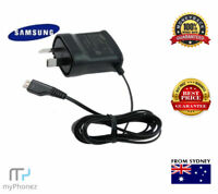 Brand New Original Samsung Micro USB Charger Adapter Genuine 700mA 5.0V 100-240V