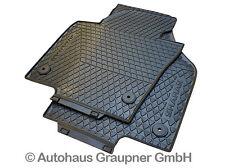 VW Gummifussmatten Sharan 7N vorn Gummimatten Gummi Fußmatten Matten