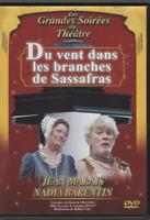 Grandes Soirées Du Theatre Dvd Du Vent Dans Les Branches De Sassafras J. Marais