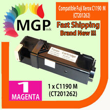 1x Magenta Generic Toner Cartridge for Fuji Xerox DocuPrint C1190 C1190FS